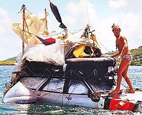 史上第一個「開車穿越大西洋」的人 用破車「完成爸爸夢想」卻留下最大遺憾