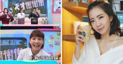 徐小可上節目「狂提阿翔」謝忻變臉 她怒摔道具「幹什麼東西」乃哥傻眼圓場