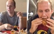 老外「天天吃肯德基」一週後體重下降 曝光「體檢數字」卻嚇壞:再也不敢了