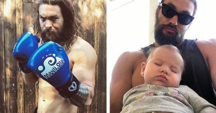 20個「讓人無法討厭水行俠」的超圈粉原因 他對「老婆小孩」的態度證明了一切!