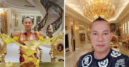 起重機富豪重金打造「竹北羅浮宮」!8層樓「4妻專屬」還有5星SPA館 比飯店還豪華