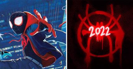 《蜘蛛人:新宇宙》確定有續集!官方發佈「驚喜預告」2022年上映:比第一集更瘋狂