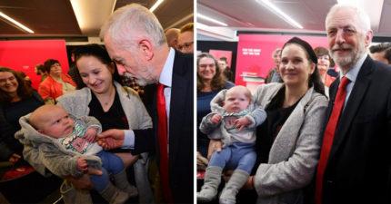 史上年紀最小的「覺青寶寶」 黨魁握手他「直接擺屎臉」嫌棄撥開!