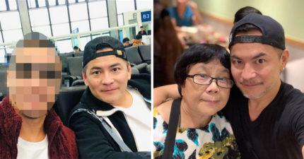 獨家/48歲馬國賢開玩笑成真疑似「對男人有感」 媽媽:再被騙也想祝福!