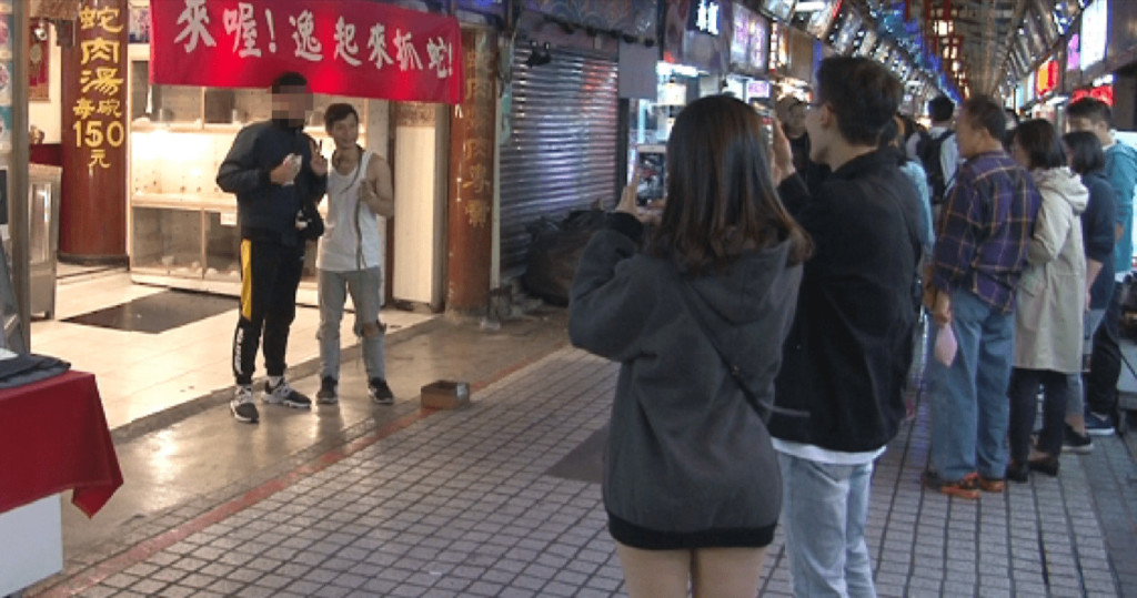 獨家/逸祥出道十年「沒飯吃」 慘轉行「華西街抓蛇」被粉絲活逮!