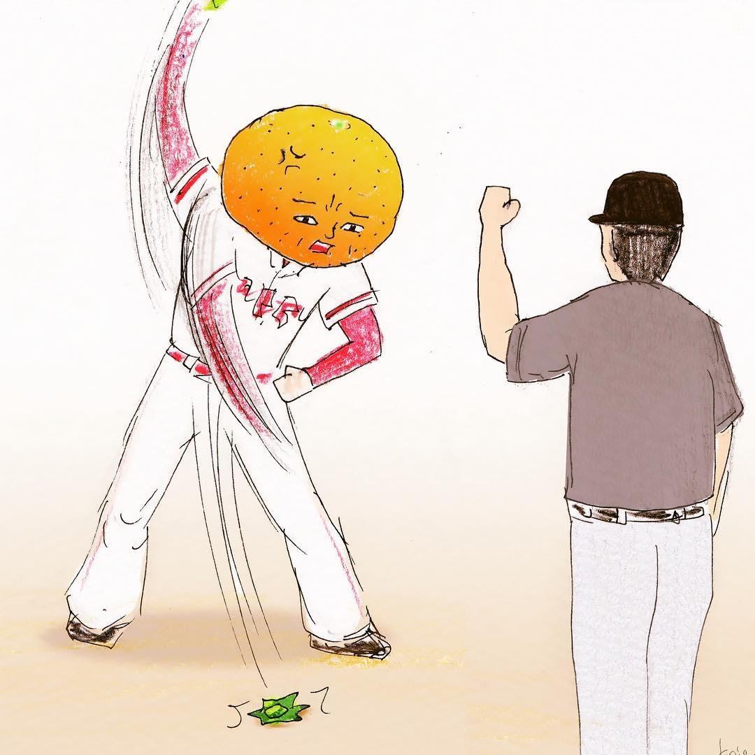 10張「腦洞大開才看得懂」的悲傷蔬果插畫 豌豆「打橄欖球」被撞到直接噴豆…