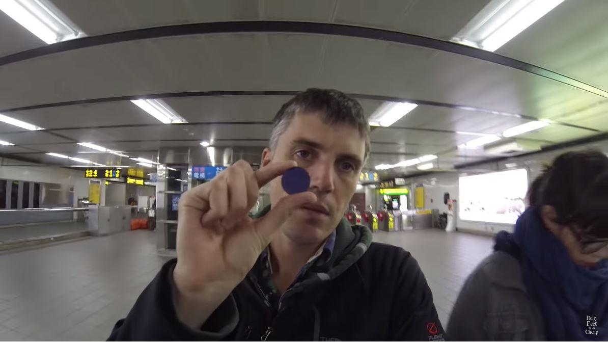 影/旅遊部落客「狂讚北捷」太優秀 找不到「半張垃圾」他傻眼:世界第一!