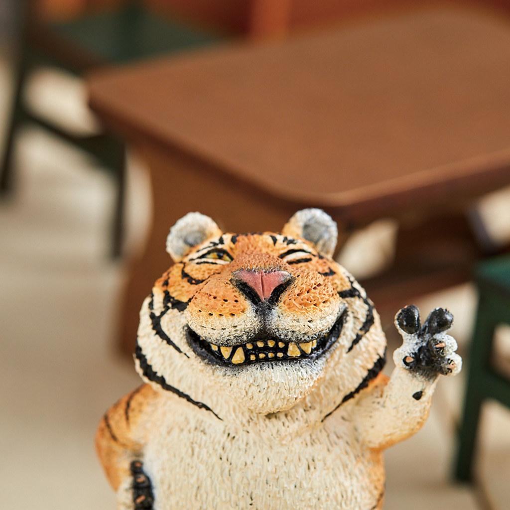 朝隈俊男再推「胖嘟嘟微笑動物」呆萌扭蛋 胖河馬「挺肥肚」笑著搜刮你錢包!