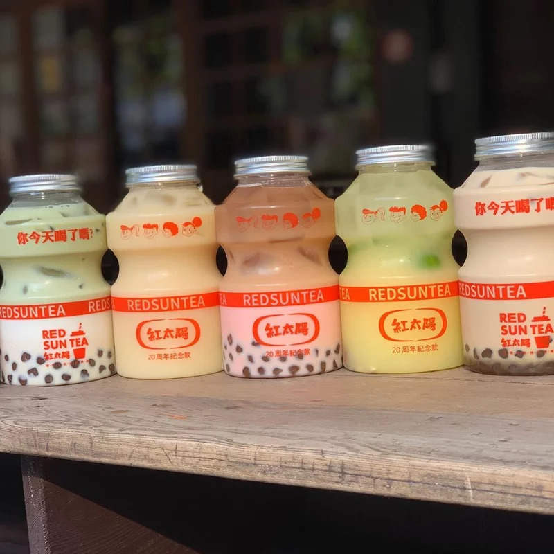 巨大食物攻陷台灣?手搖飲推「巨無霸多多」2千現貨被秒殺:還有珍奶口味!