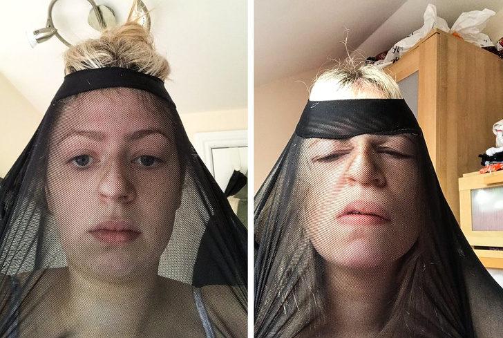 16個網購「踩到惡魔陷阱」的超不幸網友 她的跑趴裝慘變「狗狗的性感內衣」!