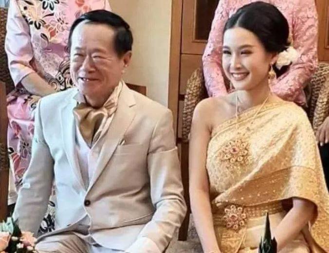 70歲富豪迎娶20歲正妹 豪砸「2千萬聘金」深情喊話:我們早就約好了!