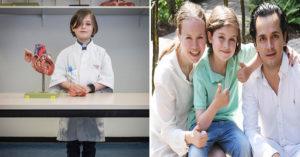 連CNN也被驚艷!「天才小神童」9歲唸完「大學電機工程」 現在準備開始學醫學