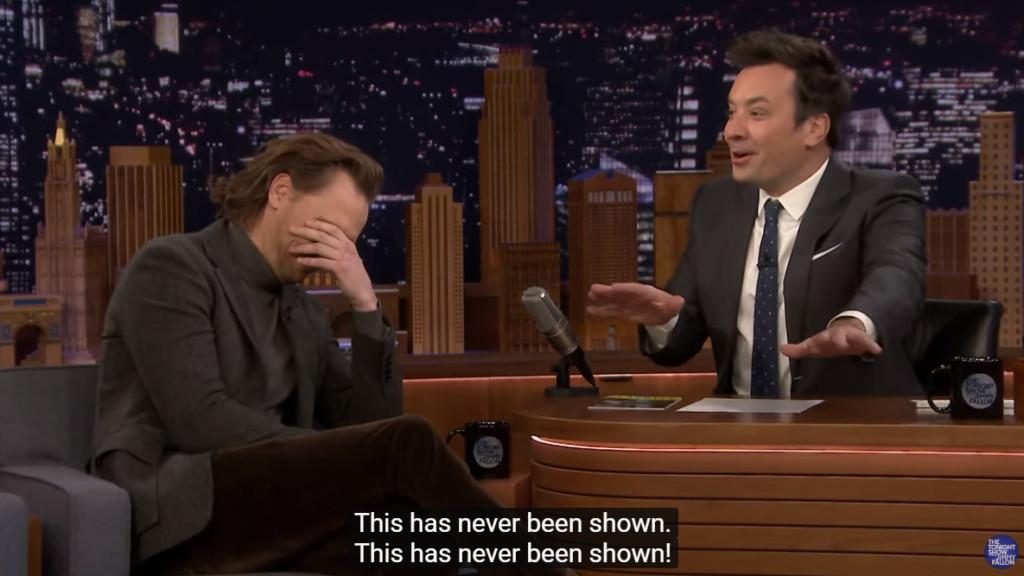 影/湯姆希德斯頓「試鏡雷神」片段首度曝光!披長髮「揮雷神槌」本人超害羞