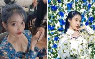 IU為新歌變「精靈藍髮」每週都得補染 粉絲超擔心...她安慰:我沒痛過
