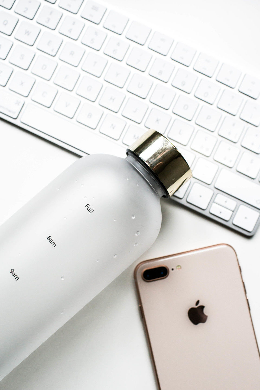 大推「不愛喝水人」專用水瓶 設計「喝水行程表」不喝都不行!