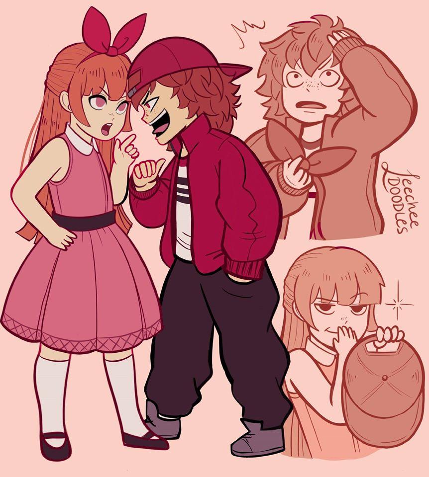當飛天小女警長大?三人組「轉大人談戀愛」花花男友是漫畫界基努李維!