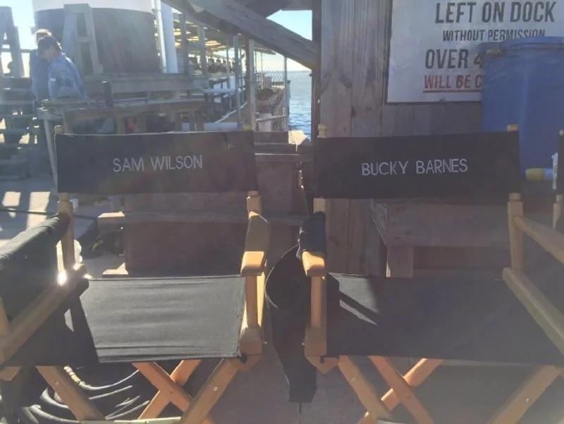 影/《獵鷹與酷寒戰士》正式開拍!2人一合體就「鬥嘴爭寵」畫面超爆笑 明年8月上線