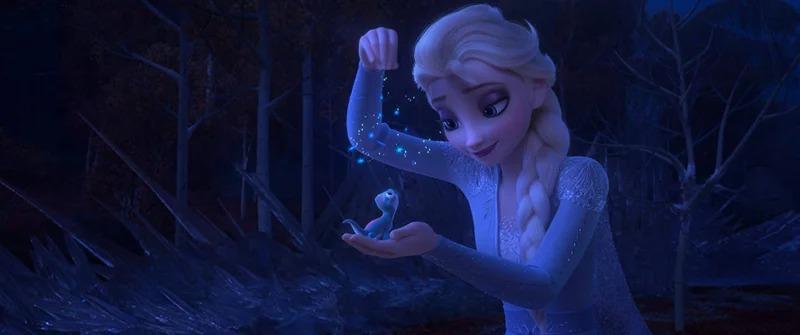 迪士尼曝光《冰雪奇緣》艾莎「頭髮的祕密」 髮量竟比「正常人」多了4倍!