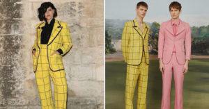 GUCCI最新西裝「既視感滿滿」?網一比對「驚現撞衫」嚇壞:還是經典動漫人物!