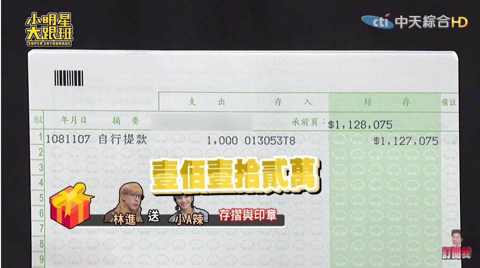 影/好友開店虧損…林進送「存摺+印章」幫忙 打開看到「7位數」全場嚇壞!