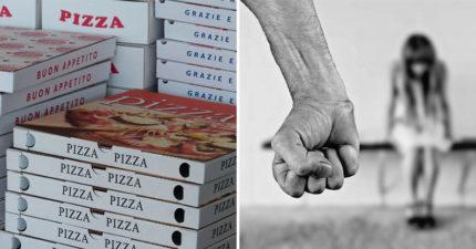 少女訂「香腸披薩」?警方聰明「聽出暗號」趕現場救出母女