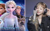 影/《冰雪奇緣2》主題曲公開!太妍「3段式高音」粉絲讚嘆:比《Let It Go》還難