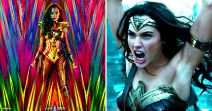 《神力女超人1984》最新劇照釋出!蓋兒加朵「仙女側顏」美翻天 和史蒂夫互動超甜❤