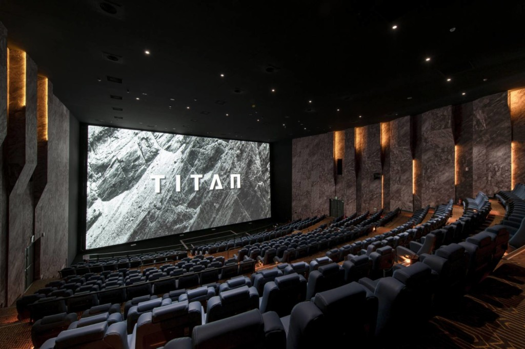 威秀影城全新品牌MUVIE CINEMAS!全影廳THX規格打造 看電影就像搭乘頭等艙