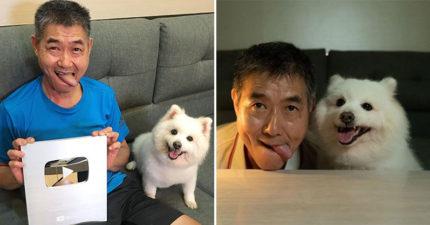 鄉民不解「老人與狗」頻道在紅什麼?網揭開「隱藏原因」大讚:不輸狠愛演!