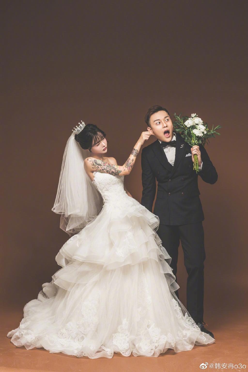 網紅「韓安冉」驚傳離婚!她崩潰發文「別罵我了」曬離婚證 粉絲傻眼:貴圈真亂