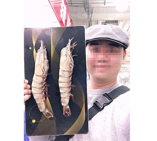 好市多驚見「手臂粗大草蝦」腦衝手滑結帳 眾老饕分享超內行吃法!