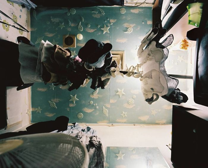 韓攝影師紀錄「5年考試院生活」 3坪不到的「蟻居」他卻超滿意!