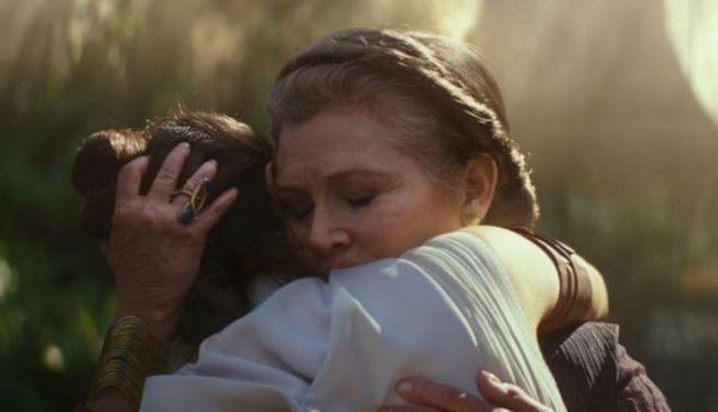 《星際大戰》最終章有催淚彩蛋!導演曝「改劇本」紀念莉亞公主:是完美結局