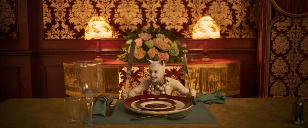 影評/改編經典《貓》陣容超夢幻 還原貓咪「畫面太獵奇」泰勒絲表現驚人!