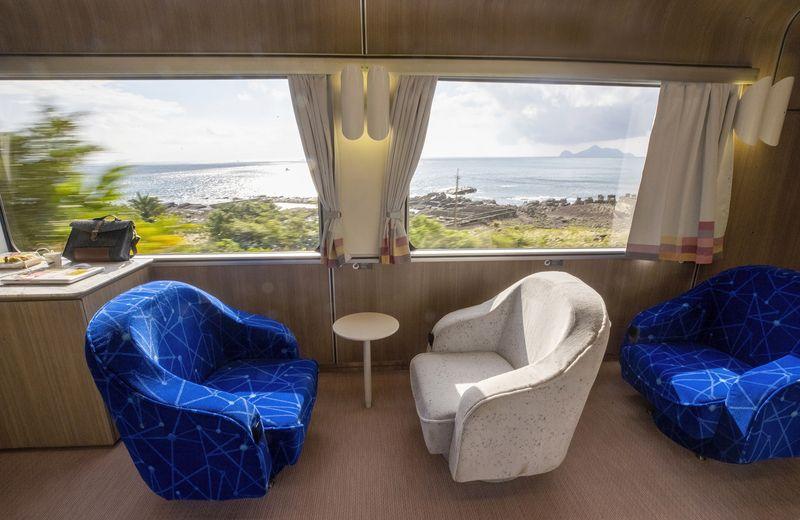 台鐵「花7900萬」打造觀光列車 設計師請「罵最兇的人」成品美到像飯店!