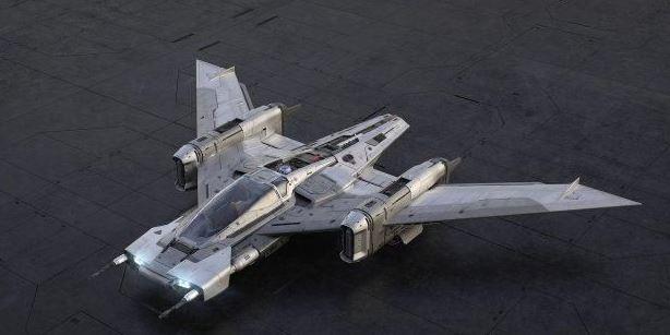 保時捷推星戰太空戰機!聯手盧卡斯影業打造飛船 曝光「超狂設計」粉絲暴動