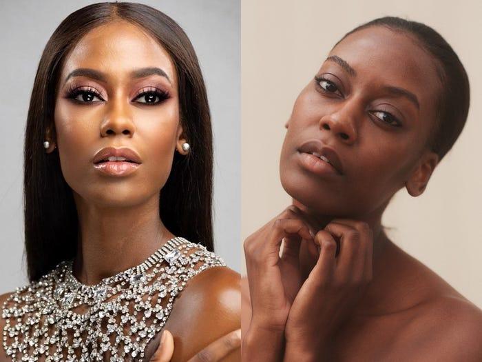 13張「環球小姐候選人」的卸妝前後照 今年的「非裔冠軍」美到讓人目不轉睛!
