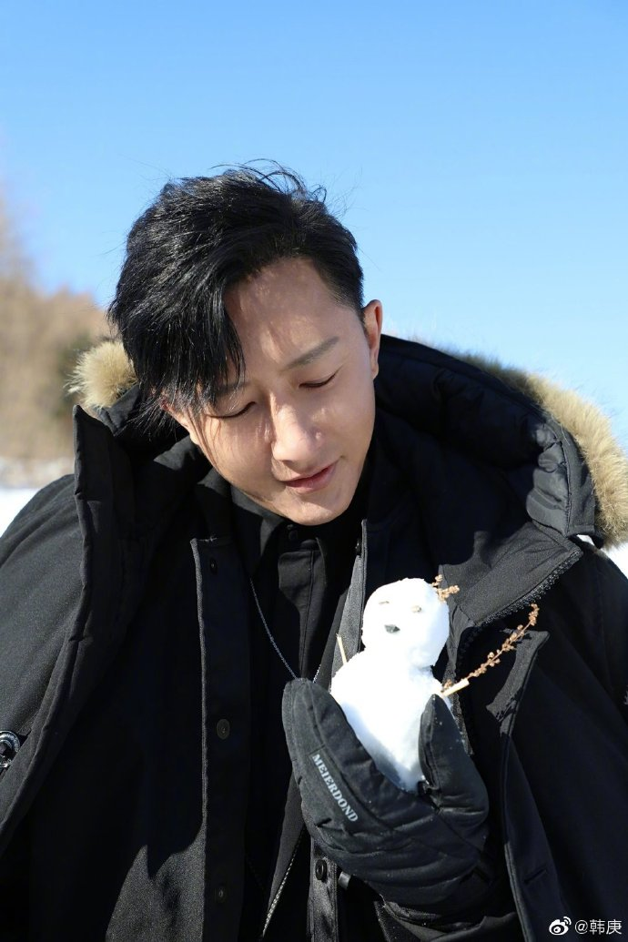 韓庚宣佈喜訊了!微博公開「甜蜜婚照」曬超正混血妻 「6字真言」感動眾人