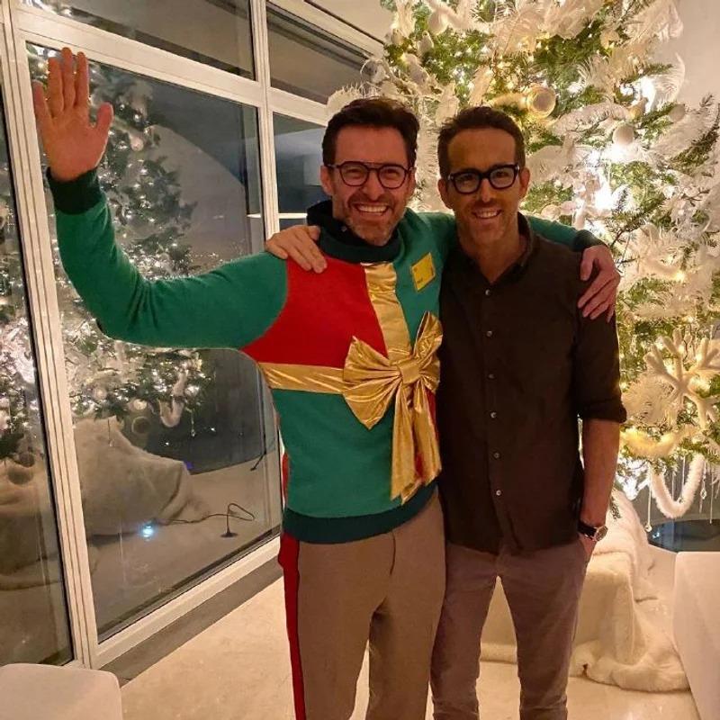 休傑克曼暌違1年把「死侍醜毛衣」穿在身上 揭開「背後超暖用意」被讚爆!