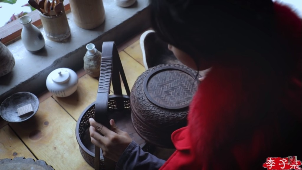 YouTuber「李子柒」被封仙女!她專拍「農村生活」年收破7億 畫面古色古香太療癒