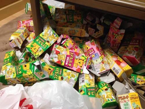 日男成功收集「500款小熊餅乾」!「超療癒排列法」證明廠商沒騙人