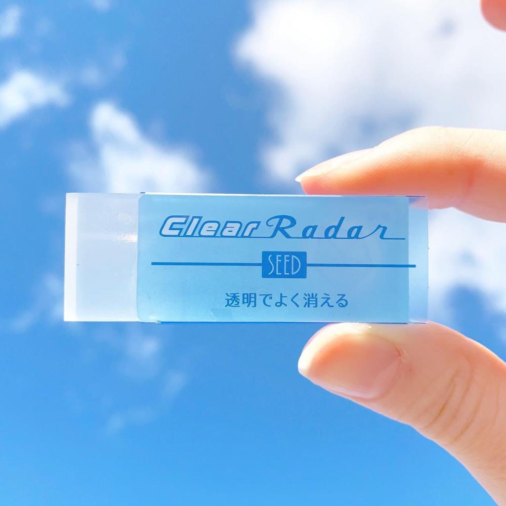 日本「夢幻透明橡皮擦」紅遍全球 團隊「花5年研發」背後原因曝光:超貼心