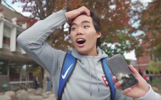 影/網紅到哈佛「進行知識問答」超強企劃 只要「答對5題」就能帶iPhone 11回家!