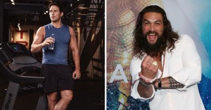 星爵曬健身照 遭傑森摩莫亞點出「超欠罵慣」網讚:果然是守護大海的男人!