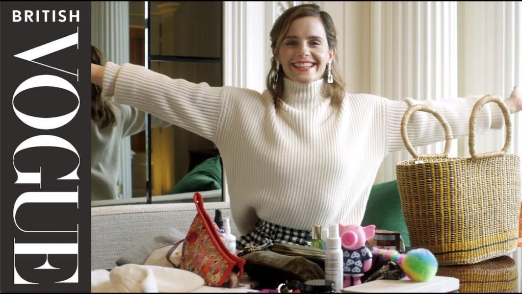 影/突擊艾瑪華森的包包!她公開「2支手機用途」身邊好友崩潰:我會努力改進