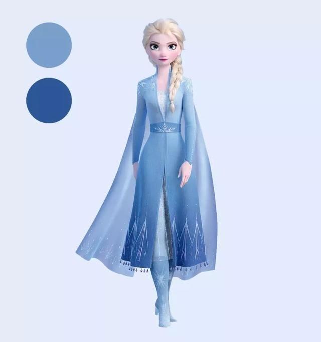 《冰雪奇緣2》艾莎造型大解密!網疑惑「為何要穿內搭褲?」官方解答了