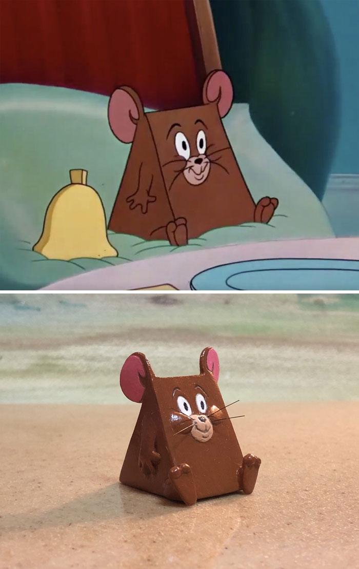 實體化《湯姆貓與傑利鼠》還原荒謬橋段 爆笑「熨斗燙臉」網跪求出扭蛋!