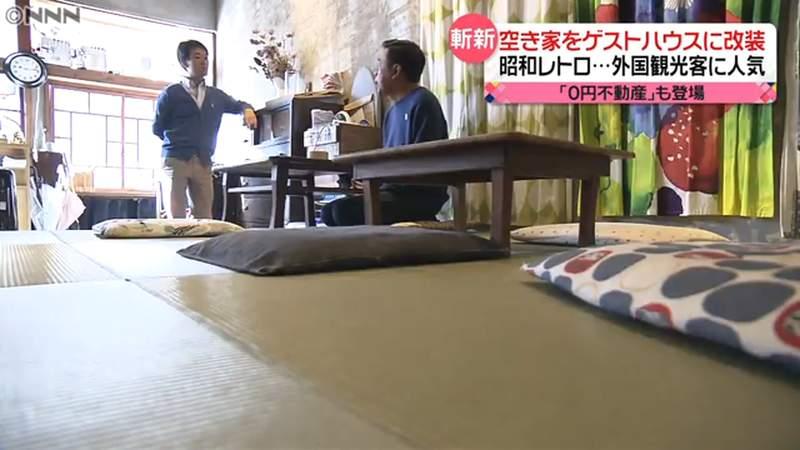 日本「老屋翻新變旅館」外國人狂朝聖 豬排店變「咖啡店+旅館」只花0元!