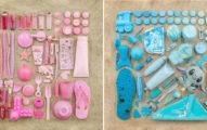 台灣淨灘團的「療癒色票」吸粉絲朝聖 製作素材曝光:全是你們留的垃圾!