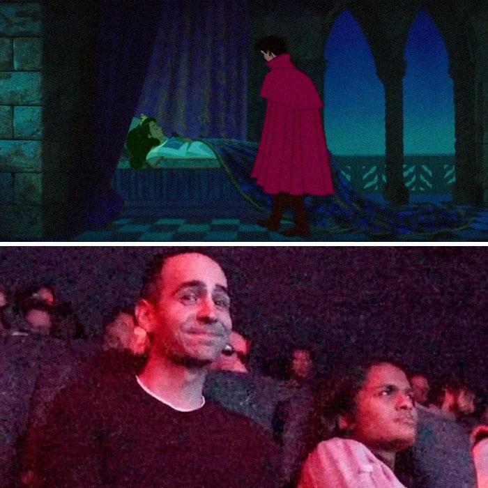 暖男友「改寫迪士尼」浪漫求婚!公主換臉「變女友」她秒淚崩:我願意❤️️